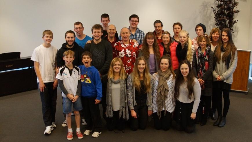 Youth Team 2014